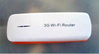 Китайский роутер-нанобанк 3G WI-FI Router