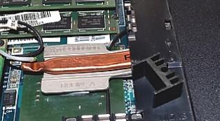 Дополнительные радиаторы для охлаждения ноутбука